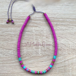 "Collier ""MADERE"" surf"