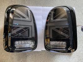 MINI F60クロスオーバー ユニオンジャックダークテールライトSET