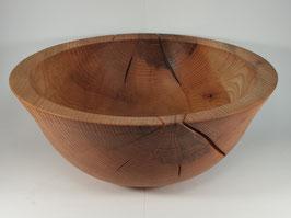 Grande corbeille à fruits en bois de frêne