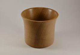 Pot à crayon en bois de platane
