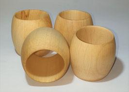 Rond de serviette en bois d'érable
