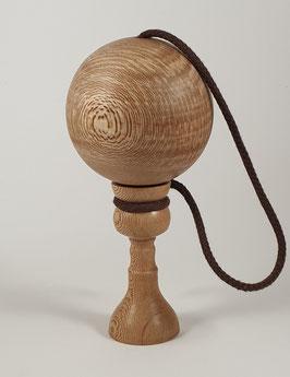 Bilboquet en bois de platane