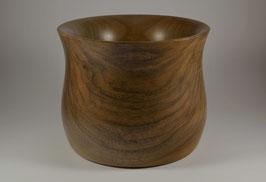 Pot pourri en bois de noyer