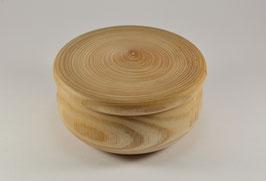 Boite à bijoux en bois de frêne
