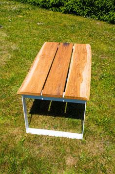 Esstisch aus Eichenholz,