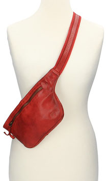 Bear Design Bodybag | Beltbag in Rot