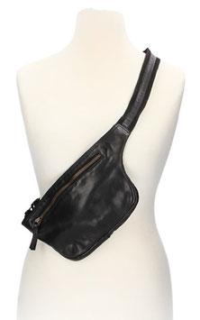 Bear Design Bodybag | Beltbag in Schwarz
