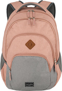 Rucksack Travelite Basics in Rosa