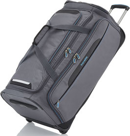 Trolley-, Rollenreisetasche Travelite 79 cm Crosslite in Anthrazit