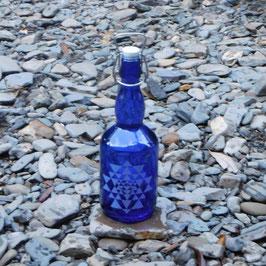 Bügelflasche mit Sri Yantra