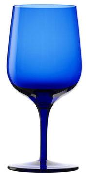 Wasserglas Grandessa blau