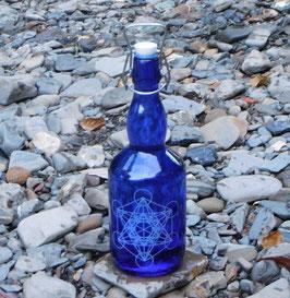 Bügelflasche mit Metatron