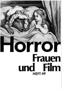 Frauen und Film, Heft 49: Horrorfilm