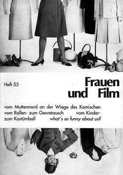 Frauen und Film, Heft 53: Komödie