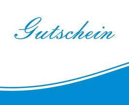 Geschenk Gutschein - Betrag frei wählbar