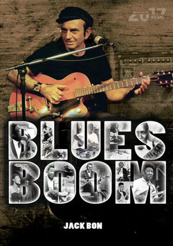 "DVD ""Blues Boom"", Jack BON"