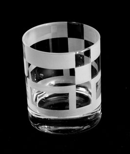 Whiskyglas QUADRA
