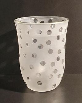 Latte-Macchiato-Glas PUNTOCLARO Doppelwandig