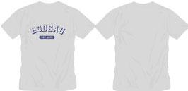 """Rodgau Outline"" T-Shirt (unisex grau oder weiß)"