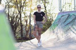 """""""63-Linie"""" T-Shirt (woman schwarz)"""