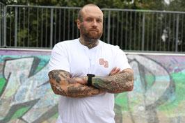 """""""63-Linie"""" T-Shirt (men weiß)"""