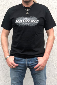 RADIANT T-Shirt black (men)