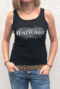 RADIANT Tank Top black (women)