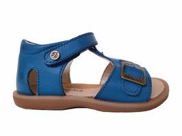 NATURINO sandaal Quarzo azure blauw