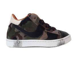 RONDINELLA Sneaker Camouflage - OUTLET