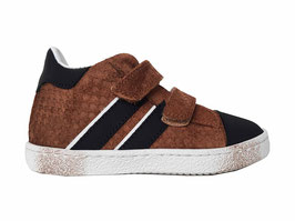 RONDINELLA Sneaker bruin zwart