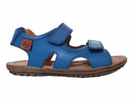 NATURINO sandaal azuur blauw