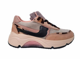 RONDINELLA Sneaker caramel