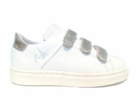 HIP Sneaker Silver glitter - OUTLET