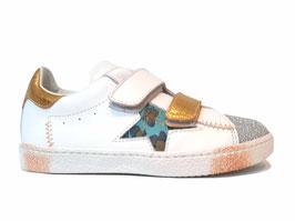 RONDINELLA Sneaker Zilver goud - OUTLET