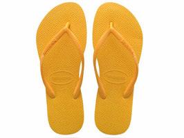 HAVAIANAS Slim Amarelo Banana