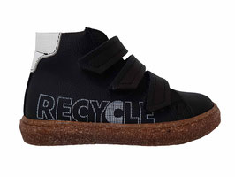 OCRA Sneaker Ice Nero - OUTLET