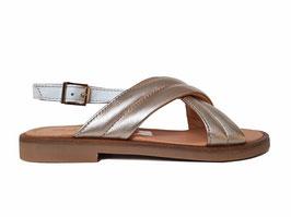 OCRA Sandaal goud