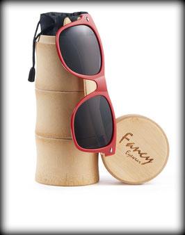 Fancy Eyewear – Red / Black