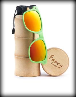Fancy Eyewear – Green / Gold