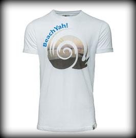 T-Shirt BRAND PELZERHAKEN // White