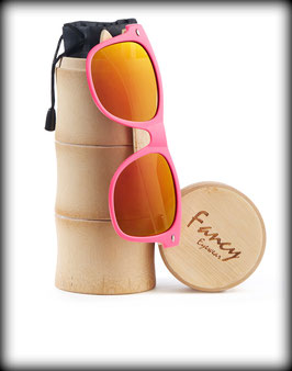 Fancy Eyewear – Pink / Gold