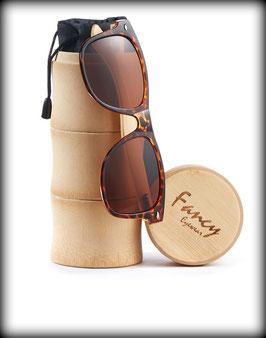 Fancy Eyewear – Tortoise / Brown