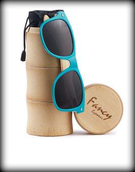 Fancy Eyewear – Teal / Black