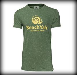 T-Shirt BRAND // Army Melange