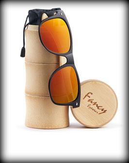 Fancy Eyewear – Black / Gold