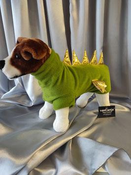 """Hundepulli """"Green Dragon"""" GR.S"""