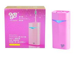 KB エアマスク ピンク  (4151)