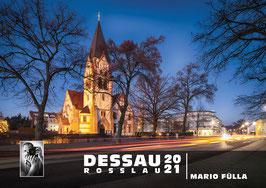 Angebot: 2 Stück Dessau-Roßlau 2021 versandkostenfrei