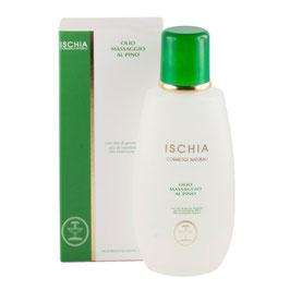 Olio massaggio al pino Ischia cosmetici naturali