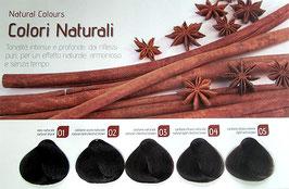 Maxcolor vegetal tinta capelli castani